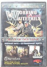 Working Class Whitetails Sweat Of Our Brows Hunting Dvd 100% Fair Chase Extreme