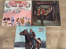 3 Vinyles 33T FRÉDÉRIK MEY ...RARE