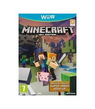 Videojuegos Minecraft Nintendo Wii U