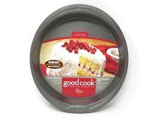 "Good Cook 9"" Round Cake Pan Premium Nonstick Bakeware"