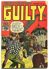 JUSTICE TRAPS THE GUILTY #45
