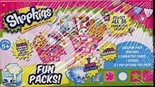 SHOPKINS SERIES 1 & 2 TRADING CARD BOX - HOBBY EXCLUSIVE 24 PACKS