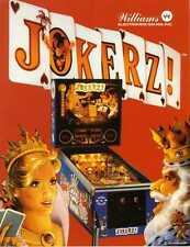 Jokerz! Pinball - CPU 2 Rom Set L-6 [U26, U27] [Williams] EPROM