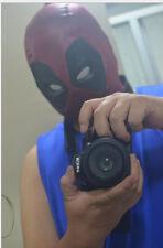 Deadpool Mask Helmet Superhero Wade Wilson Halloween Cosplay Props High Quality