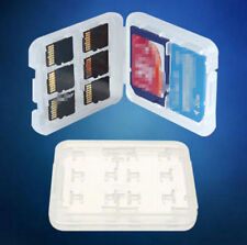 8 Slots New Useful Carry Case Holder Organizer Case Box For XD SD MS Memory Card