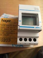 Hager Inter Horario Basic EG203