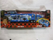Nascar Cartoon Network #9 Jerry Nadeau Hauler 164 Scale Diecast RC 1999   dc1135