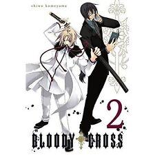 Bloody Cross, Vol. 2, Very Good Condition Book, Komeyama, Shiwo, ISBN 9780316371