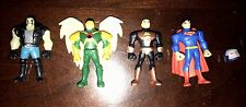 DC JUSTICE LEAGUE ACTION MIGHTY MINIS LEX DARKSEID SUPERMAN HAWKMAN LOBO LOOSE !