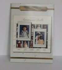 Usps American Dolls Eighteen Jumbo Postcards To Collect And Send 1997