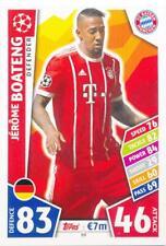 Champions League 17/18 - 60 - Jerôme Boateng - FC Bayern München