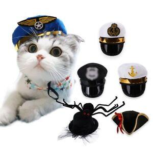 Halloween Pet Cap Funny Hat Photo Camera Cat Dog Posing Prop Accessory Creative