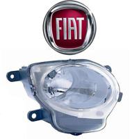 Faro Anteriore FIAT 500 Fanale Proiettore dal 2007 al 2015 Inferiore Dx Destro