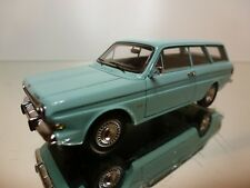 NEO MODELS FORD TAUNUS P6 TURNIER - BLUE 1:43 - EXCELLENT - 34/33
