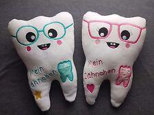 Kissen, Zahnfee, mit Tasche Zahnpflege, Zahngesundheit
