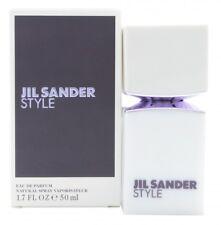 JIL SANDER STYLE EAU DE PARFUM 50ML SPRAY - WOMEN'S FOR HER. NEW. FREE SHIPPING