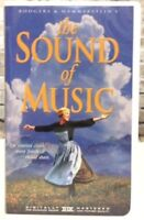 The Sound of Music VHS New Julie Andrews Clamshell Musical My Favorite Things
