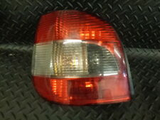 2001 RENAULT MEGANE SCENIC 1.6 16V 5DR PASSENGER SIDE REAR LIGHT
