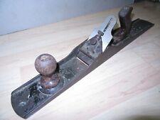 Sargent No. 722 C Auto Set Corrugated Bottom Plane Woodworking Tool to restore