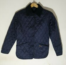 Ladies Barbour Shaped Liddesdale Jacket  (Size 8UK)