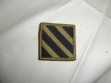 MILITARY PATCH US ARMY OCP HOOK AND LOOP 3RD INFANTRY DIVISION MULTICAM