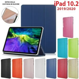 Custodia Slim Smart Cover Tablet per Apple iPad 2019/2020 10.2 7° 8° generazione