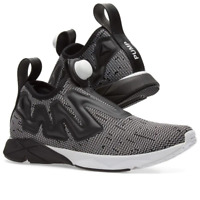 Reebok Pump Plus Supreme Mens Trainers Reebok Fitness Gym Running Shoes Size