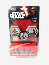 Star Wars Galactic Connexions Collectible Trading Discs & Game Series 2 Topps