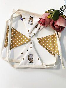 Hamster Bunting Garland Decor Hamster Gift Idea
