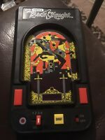 RARE  Entex Black Knight Handheld Pinball 1980