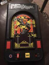RARE  Entex Black Knight Handheld Pinball 1980