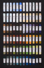 Unison Artist Quality Soft Pastels Landscape Set of 72 Colours