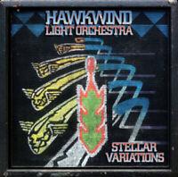 Hawkwind Light Orchestra : Stellar Variations CD (2012) ***NEW*** Amazing Value