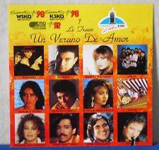 CUTOUT... Un Verano De Amor 12 track 1992 CD Jose Feliciano, Pandora, Mazz MORE!