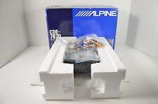NEW Vintage Alpine CDE-7870, CD Receiver in Dash
