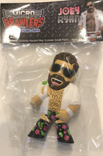 Joey Ryan Micro Brawler White Jacket Variant. NEW. SEALED. SHIPS FAST