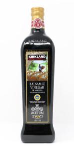 Kirkland Signature Balsamic Vinegar Of Modena Large 1 Litre Bottle 🇮🇹