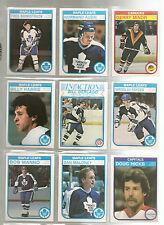 1982-83 O-Pee-Chee Fred Boimistruck #318 (Buy 5 $3.00 Cards Pick 2 Free)