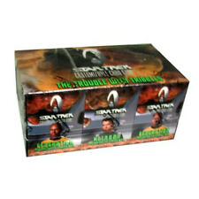 STAR TREK CCG TROUBLE WITH TRIBBLES BOOSTER BOX