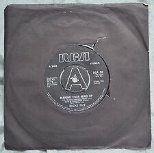 "Bucks Fizz – Making Your Mind Up 7""– RCA 56 – VG"