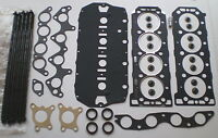 UPRATED HEAD GASKET SET & BOLTS SUITABLE FOR MGTF 135 BHP VRS