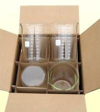 Pyrex Beaker, 2000mL (2L), Case of 4, Corning Inc. Save 15%