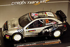 1/18 Citroen Xsara WRC Rally Cyprus 2009  Petter Solberg