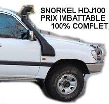 TOP SNORKEL TOYOTA LAND CRUISER HDJ 100 100 % COMPLET SUPERBE QUALITE TOP PRIX!