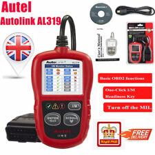 Autel AL319 OBDII EOBD Vechicle Code Reader Indicator Machine DIY Diagnostics UK