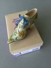 """Just The Right Shoe - """"Brocade Court""""- With Original Box - Free Shipping"""