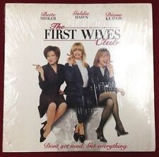 The First Wives Club - LaserDisc Laser VideoDisc Video Disc