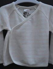 Bonds newbies baby girl luxe top cardigan wrap Sz 00 BNWT super soft