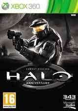 Halo: Combat Evolved Anniversary (Microsoft Xbox 360, 2011)