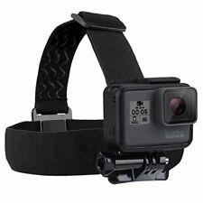 Corresponding to GOCOUP action camera head strap mount black Go Pro Series